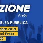 Assemblea pubblica di Prato in Azione